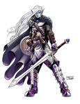 COMMISSION: Elf Ranger by Shono
