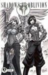 Steampunk Warangel and Gear by Shono