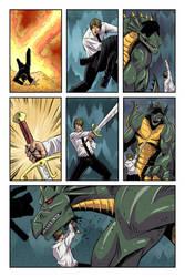 Dalrak the Mighty #1 p06 by Shono