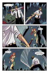 Dalrak the Mighty #1 p07 by Shono