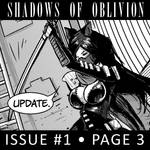 Shadows of Oblivion #1 p3 update by Shono