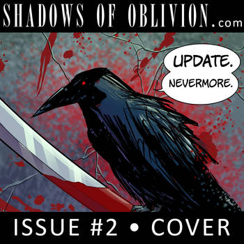 Shadows of Oblivion #2 - Cover Update! by Shono