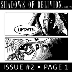 Shadows of Oblivion #2 - Page 1 Update! by Shono