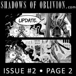 Shadows of Oblivion #2 - Page 2 Update! by Shono