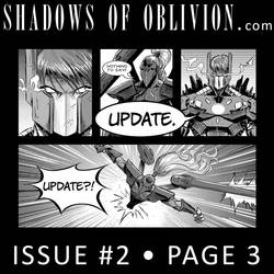 Shadows of Oblivion #2 - Page 3 Update! by Shono