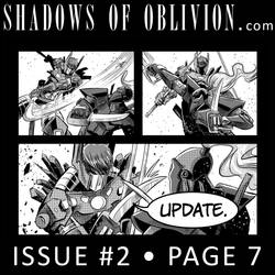 Shadows of Oblivion #2 - Page 7 Update! by Shono