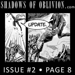 Shadows of Oblivion #2 - Page 8 Update! by Shono