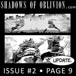 Shadows of Oblivion #2 - Page 9 Update! by Shono