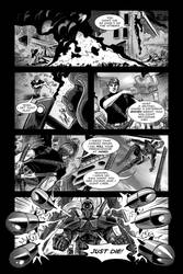 Shadows of Oblivion #1 - Page 25 by Shono