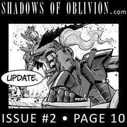 Shadows of Oblivion #2 - Page 10 Update! by Shono