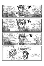Chibis of Oblivion #1 - Page 1 by Shono