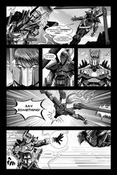 Shadows of Oblivion #2 - Page 3 by Shono