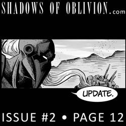 Shadows of Oblivion #2 - Page 12 Update! by Shono