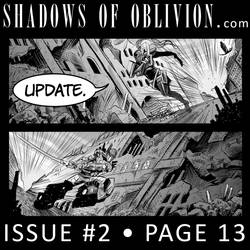 Shadows of Oblivion #2 - Page 13 Update! by Shono