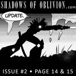 Shadows of Oblivion #2 - Page 14 +15 Update! by Shono