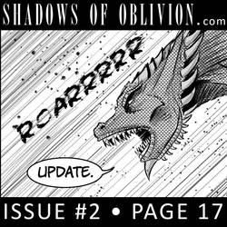 Shadows of Oblivion #2 - Page 17 Update! by Shono