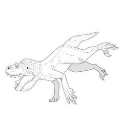 Indoraptor V2 by EbonCreator
