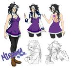 Miranna concept by RikaChan3