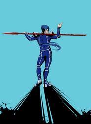 Lancer by RikaChan3