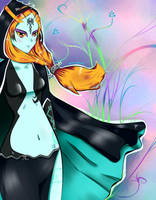 Midna done quickly 2012 by Midna0Kildea