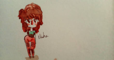 Banner - Koi pencil colors by Midna0Kildea