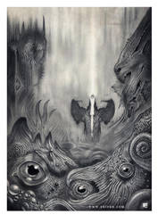 Realm of Chtulhu by Entenn