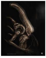 Alien by Entenn