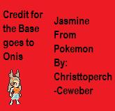 Jasmine by ChristtopherCh
