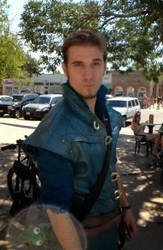 Flynn Rider Cosplay from Tangled by 23rddaycosplay