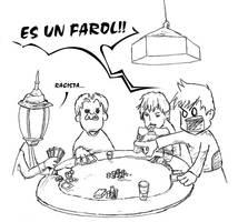 Farolillo :D by Lexis-Saia