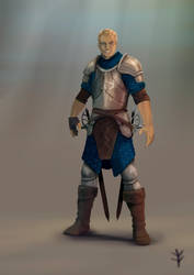 Swordmaster by Schnedler