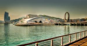 The  Expo 2012 Yeosu, South Korea by wulfman65
