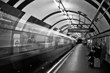 London Underground by wulfman65
