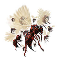 Apocalypse Swarm by davidhueso