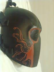 headworm mask by Delta939