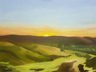 Sunset by peterdomanic