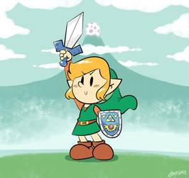 Link's Reawakening by Dangerking11