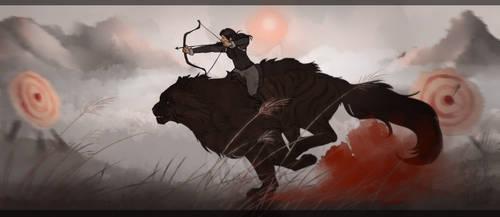 Archery by Hlaorith