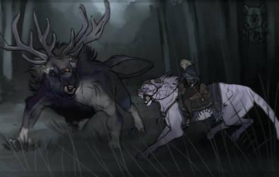 Fiend by Hlaorith
