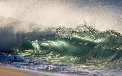 Sea Light by jbrum