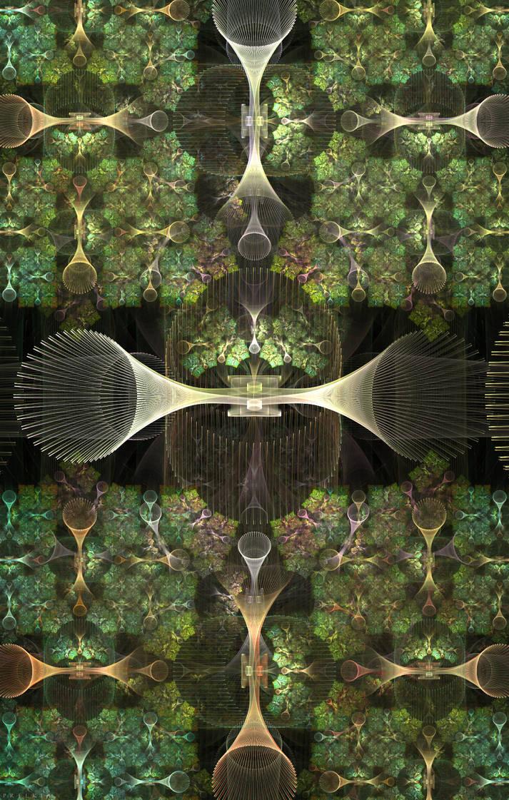 Le son du cor le soir au fond des bois by Prelkia
