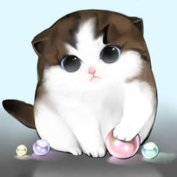 kitty by VeggieStudio