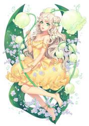 Flower Girl by VeggieStudio