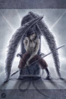 Defeated angel 2 by melusineistross