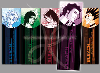 Bookmarks japan expo by melusineistross