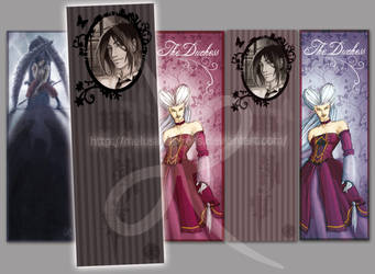 Bookmarks japan expo2 by melusineistross