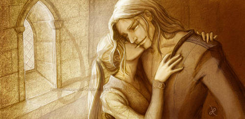 Sweet as a kiss by melusineistross