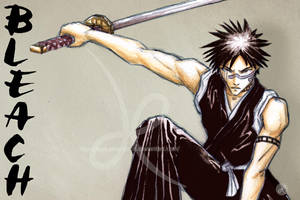 Shuhei Hisagi - Bleach by melusineistross