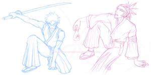 Shuhei - Renji by melusineistross