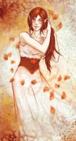 Autumn's maiden by melusineistross